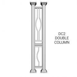 DC2 DOUBLE COLUMN