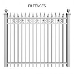 F8-fences