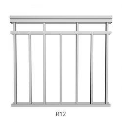 R12 Aluminum Railing