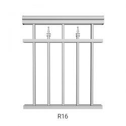 R16 Aluminum Railing