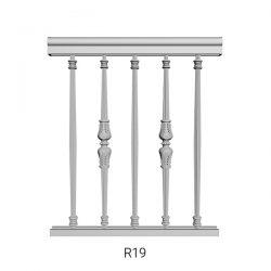 R19 Aluminum Railing