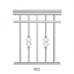 R22 Aluminum Railing