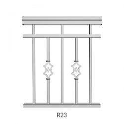 R23 Aluminum Railing