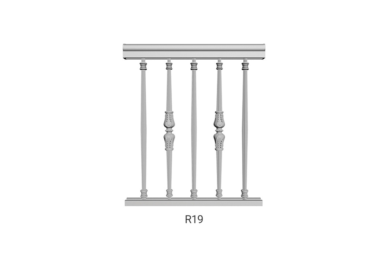 R19 Railing