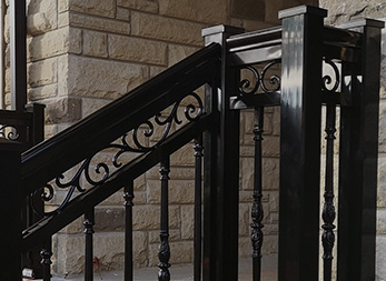 ACCESSORIES for railings