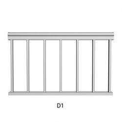 Decor Railings D1