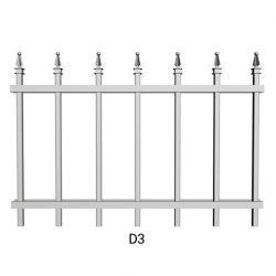 Decor Railings D3