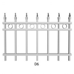 Decor Railings D6